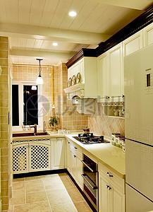 现代简约欧式风格家庭生活小摆件和小装饰厨房图片