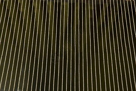 商场装饰设施线条灯光图片