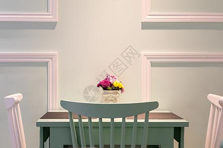 简约清新室内环境图片