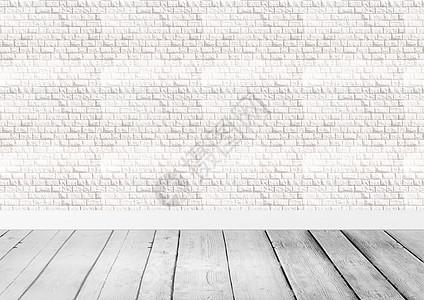 室内木地板和墙面图片
