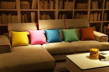 沙发俯视图