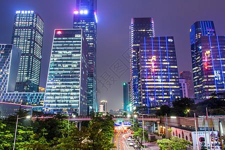 深圳福田区会展中心一带图片