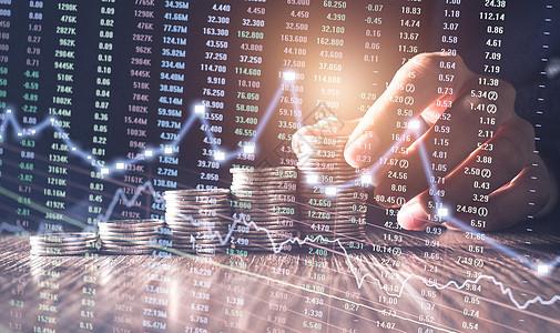 金融趋势图片