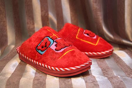 一组棉鞋图片