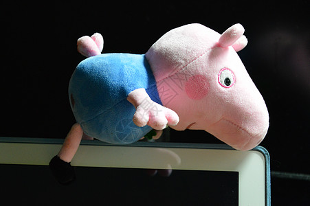 粉红猪小妹图片