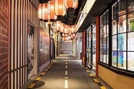 商场室内环境氛围图片