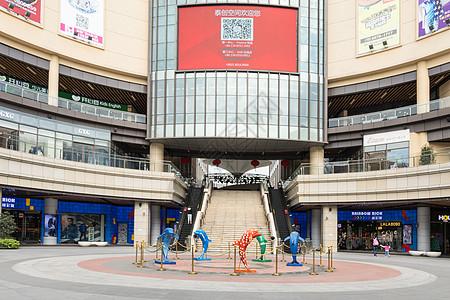 商场广场建筑设计图片