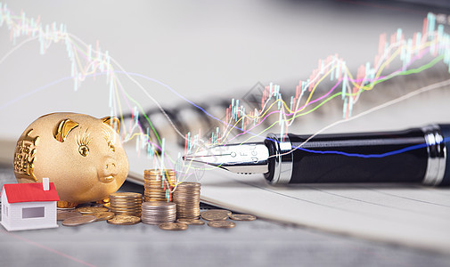 商务金融货币图片
