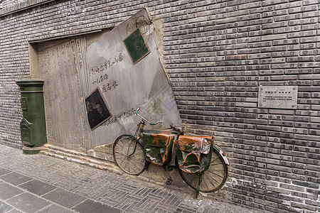 城市记忆创意雕塑图片