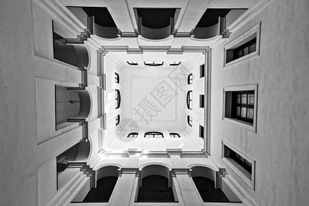 inside-武汉的某建筑内部图片