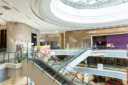 商场建筑楼顶设计展示图片