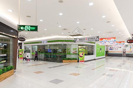 城市超市店铺场景展示图片