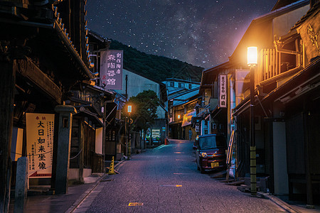 日本美麗街道图片