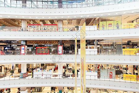 城市高档商场场景展示图片