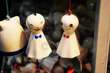 小店里的晴天娃娃图片