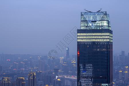 重庆环球金融中心图片
