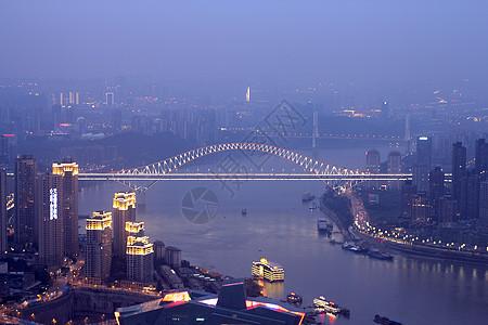 朝天门大桥图片