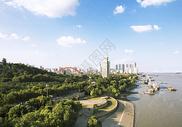 武汉市汉口江滩图片