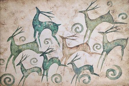 中国风抽象水墨图片