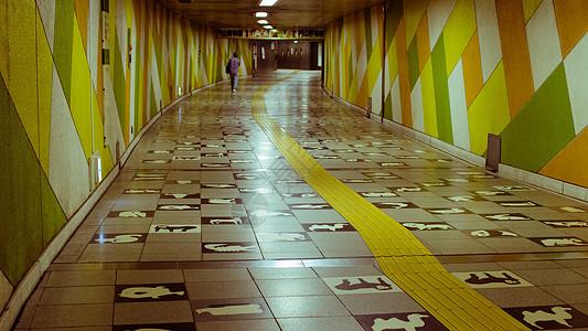 北海道地下铁走道图片