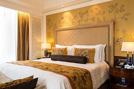 酒店豪华舒适全景房图片