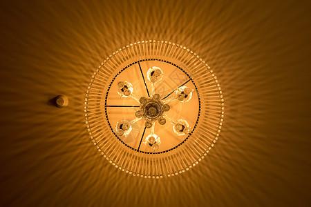 酒店大气灯具灯饰图片