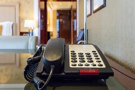 酒店电话座机图片