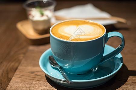 咖啡店下午茶图片