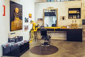 咖啡馆创意艺术环境图片
