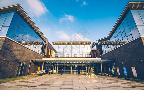 上海嘉定图书馆图片