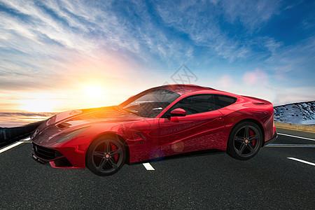 汽车跑车超级跑车图片