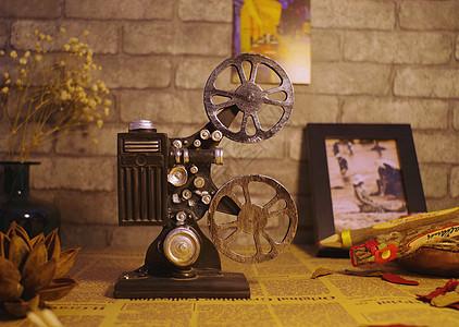 复古摆件系列——放映机图片