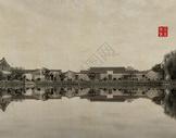 中国风的古建筑图片