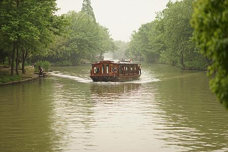 杭州西溪湿地风景原始直出无修高清素材图片