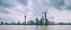 上海滩外景图片