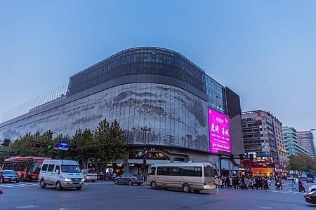 杭州大气中国风商场图片