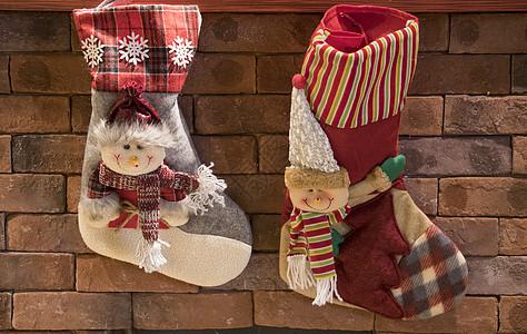 圣诞节圣诞老人装饰图片