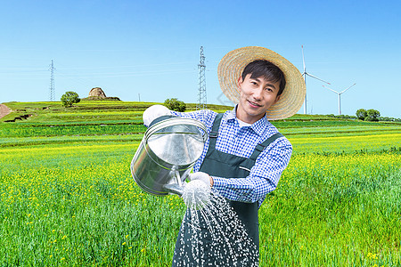 绿色生态养殖图片