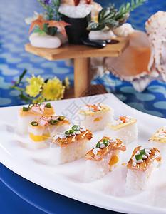 火焰寿司图片