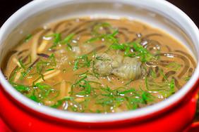 中式菜肴静物棚拍图片