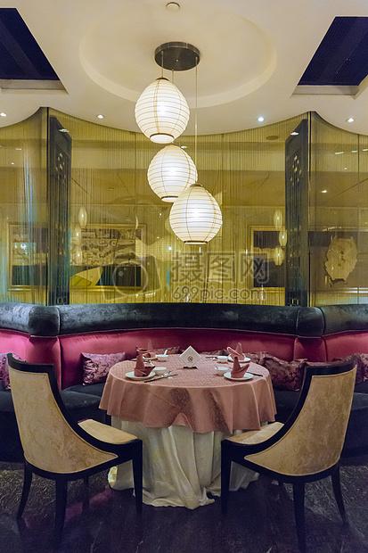 酒店餐饮环境拍摄图片