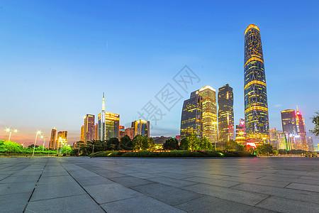 广州花城广场图片