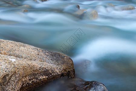 小溪 流水图片