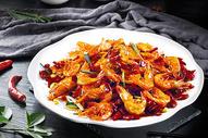 香辣虾图片