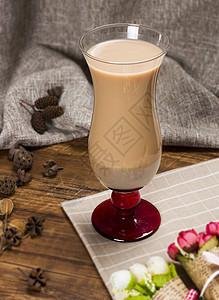 海底燕窝奶茶图片