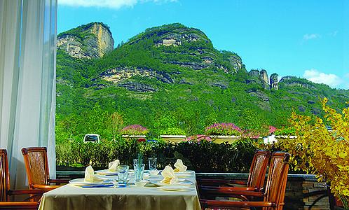 武夷山酒店美食下午茶图片