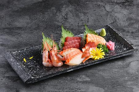 日本料理寿司图片