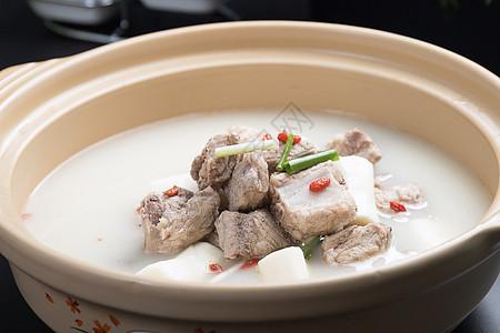 牛肉汤图片