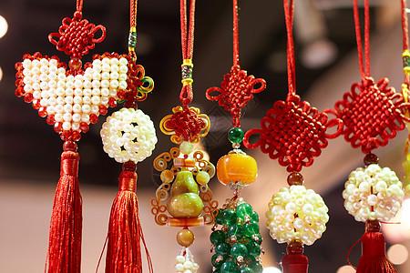 珍珠饰品图片