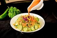 蔬菜沙拉图片